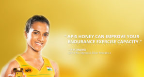 P. V. Sindhu's Fitness Secret – Apis Honey