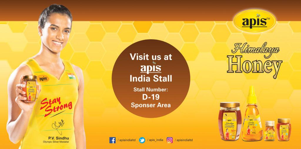 Apis India at India Food Forum