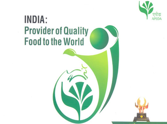 Excellence in Agriculture & Process Food Products : APEDA Export Awards