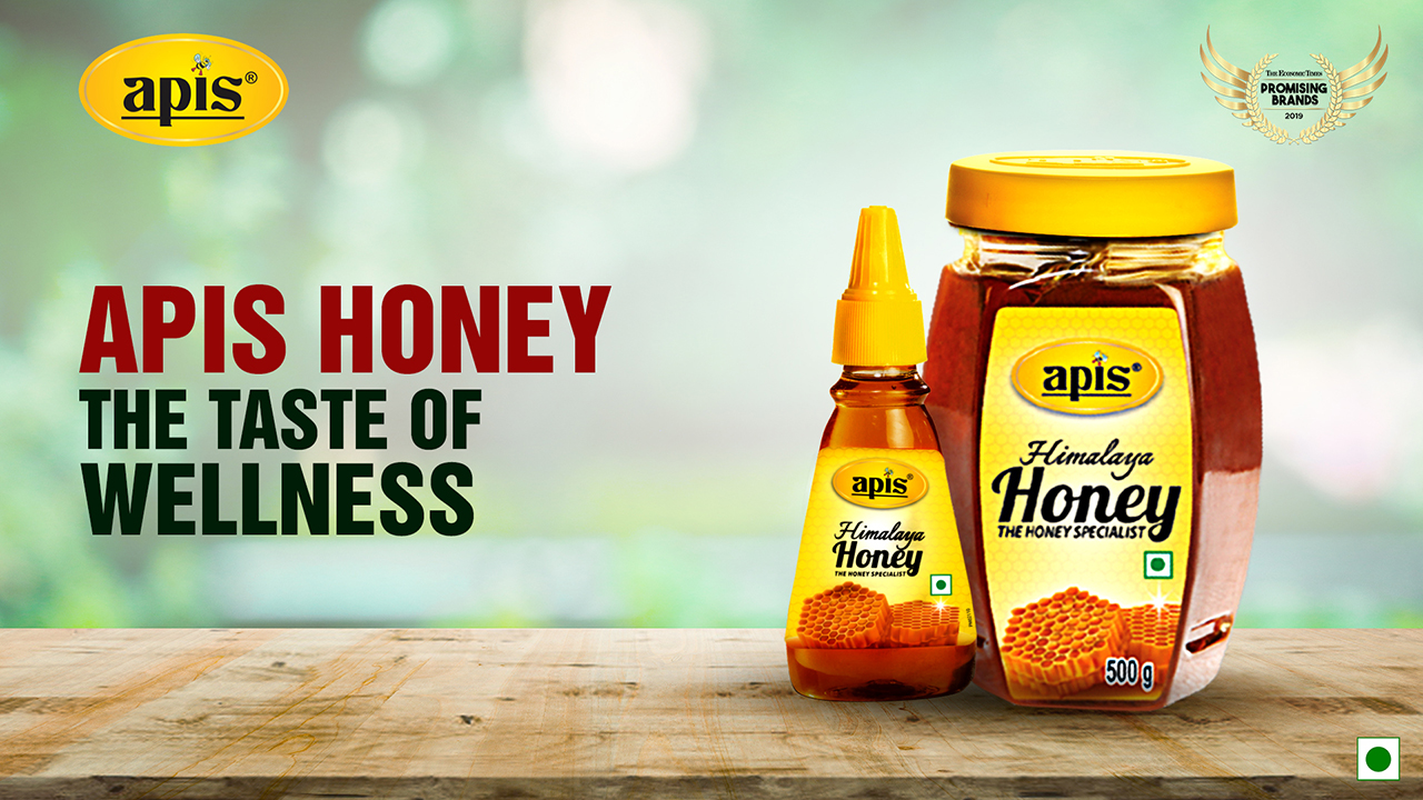 Apis honey: The Taste of Wellness