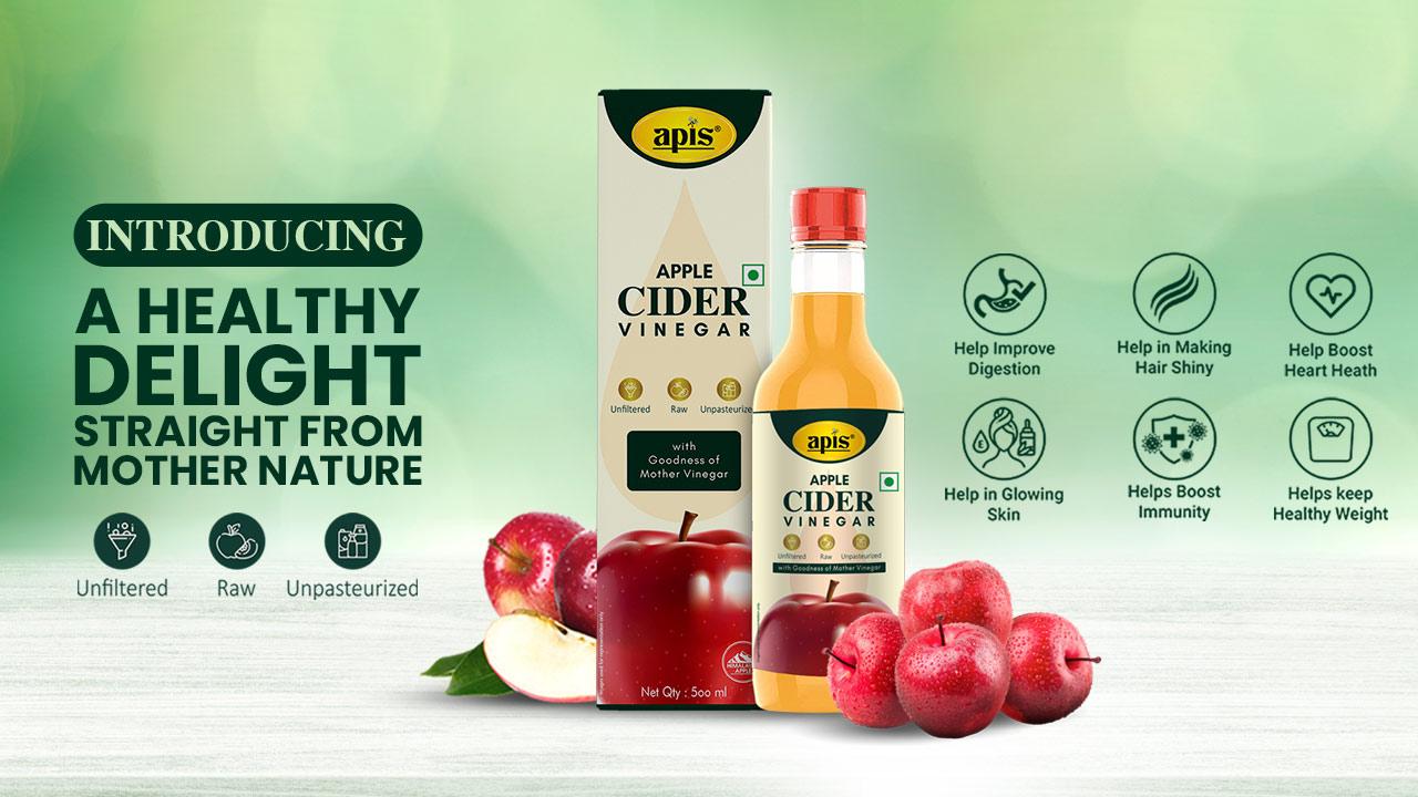 Apis Apple Cider Vinegar